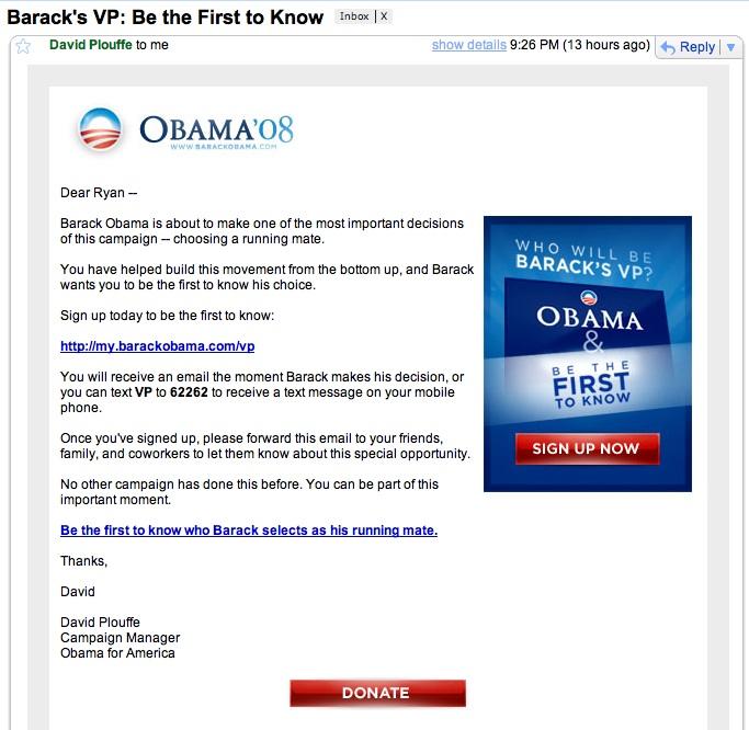 ObamaVPemail